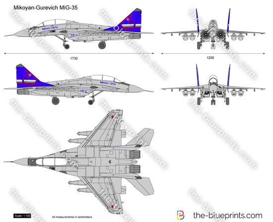 Mikoyan-Gurevich MiG-35