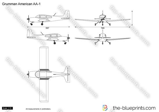 Grumman American AA-1