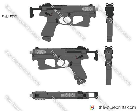 Pistol PDW