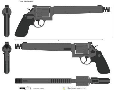 Smith Wesson M500