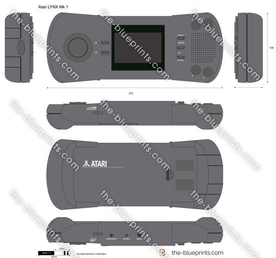 Atari LYNX Mk 1