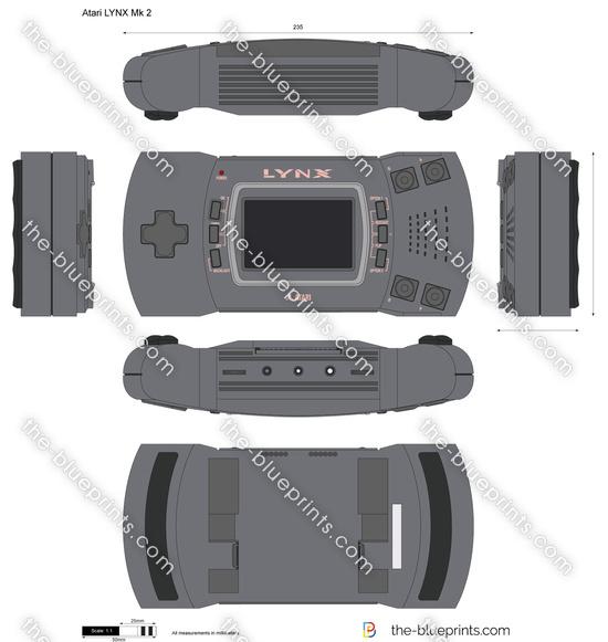 Atari LYNX Mk 2