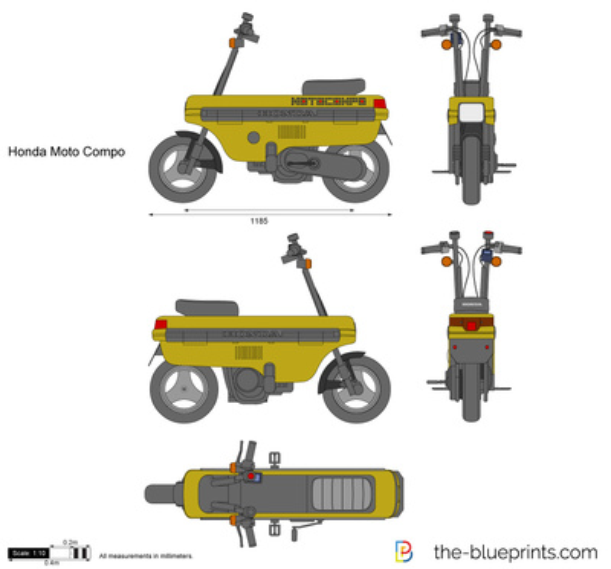 Honda Moto Compo