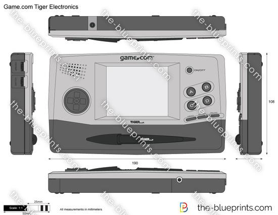 Game.com Tiger Electronics