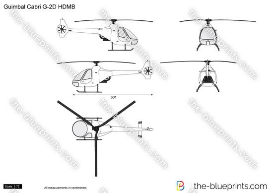 Guimbal Cabri G-2D HDMB