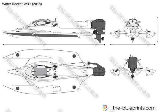 Water Rocket WR1