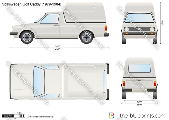 Volkswagen Golf Caddy