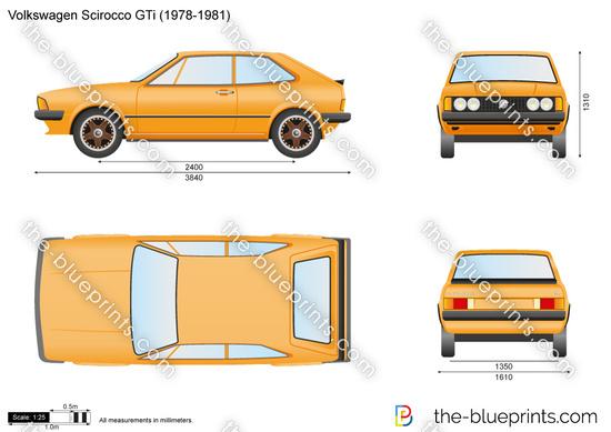 Volkswagen Scirocco GTi
