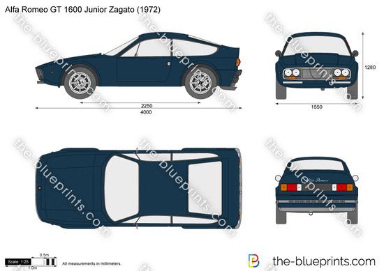 Alfa Romeo GT 1600 Junior Zagato