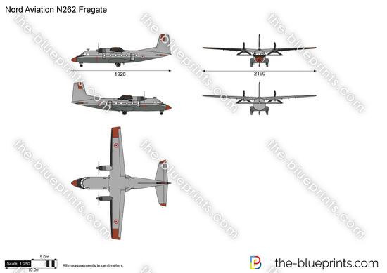 Nord Aviation N262 Fregate