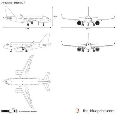 Airbus A318Neo ACF
