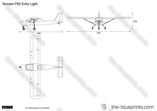 Tecnam P92 Echo Light