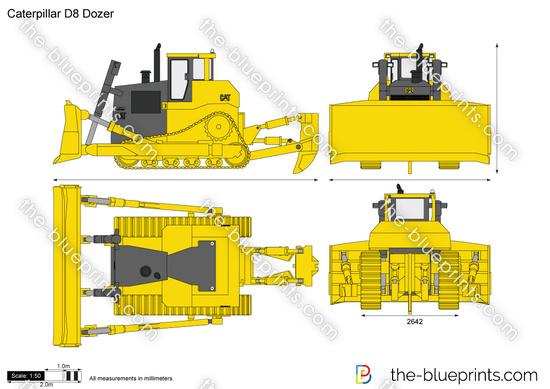 Caterpillar D8 Dozer