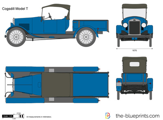 Cogsdill Model T