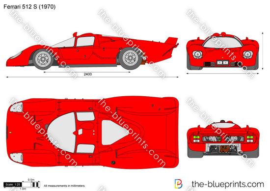 Ferrari 512 S Group 5