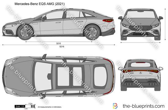 Mercedes-Benz EQS AMG