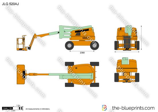 JLG 520AJ