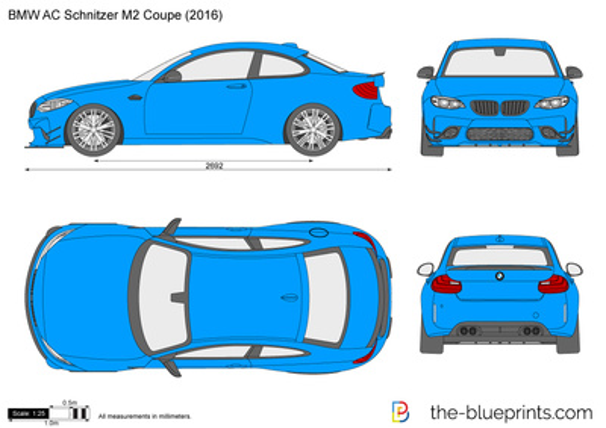BMW AC Schnitzer M2 Coupe