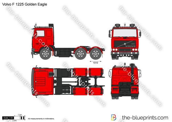 Volvo F 1225 Golden Eagle