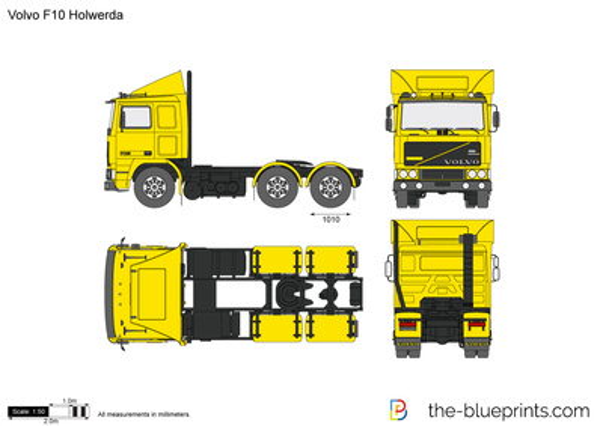 Volvo F10 Holwerda