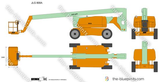 JLG 800A