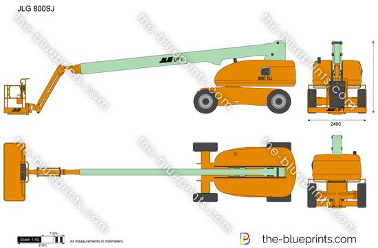JLG 800SJ