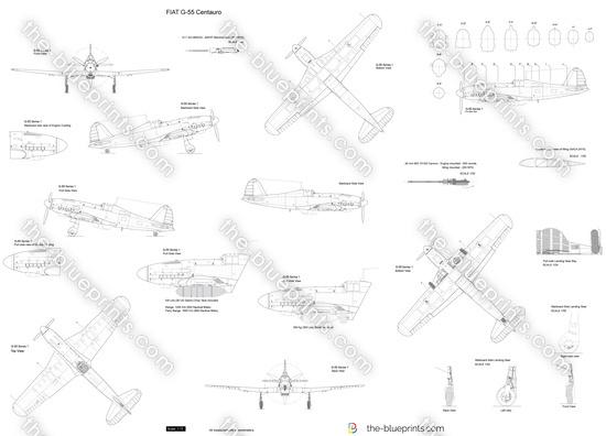FIAT G-55 Centauro