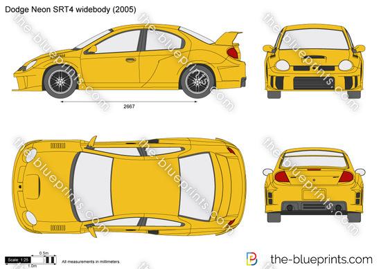 Dodge Neon SRT4 widebody