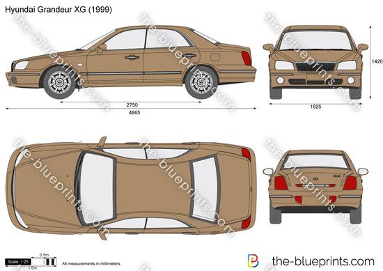 Hyundai Grandeur XG