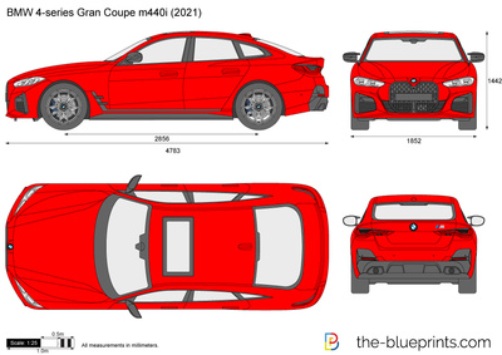 BMW 4-series Gran Coupe m440i