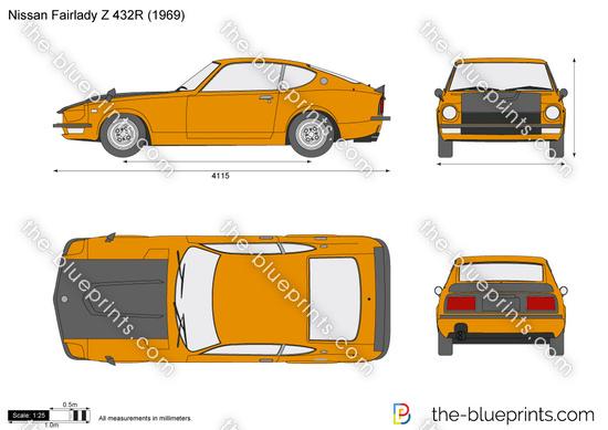 Nissan Fairlady Z 432R