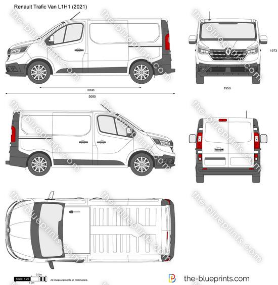 Renault Trafic Van L1H1