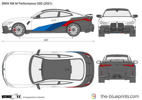 BMW M4 M Performance G82
