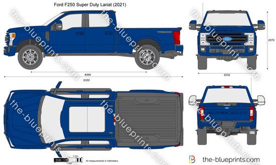 Ford F250 Super Duty Lariat