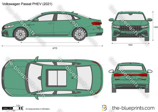 Volkswagen Passat PHEV