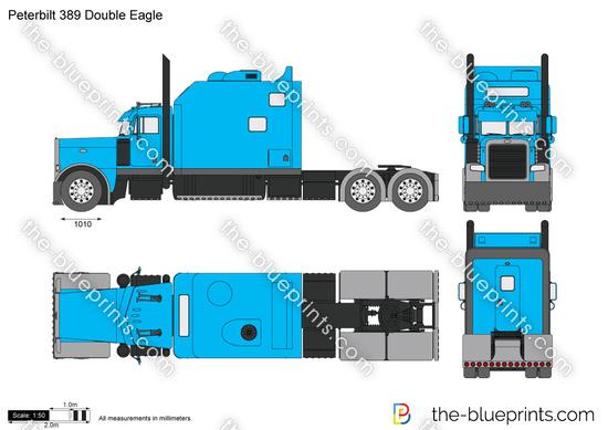 Peterbilt 389 Double Eagle