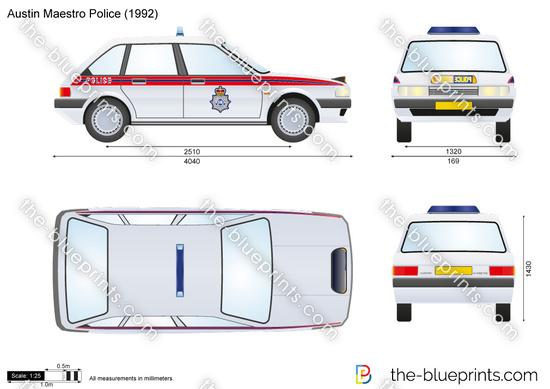 Austin Maestro Police