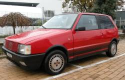 Steyr Fiat Uno 146 AIK