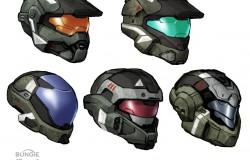 Halo 3 Helmets
