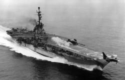 USS Shangri-La CV-38